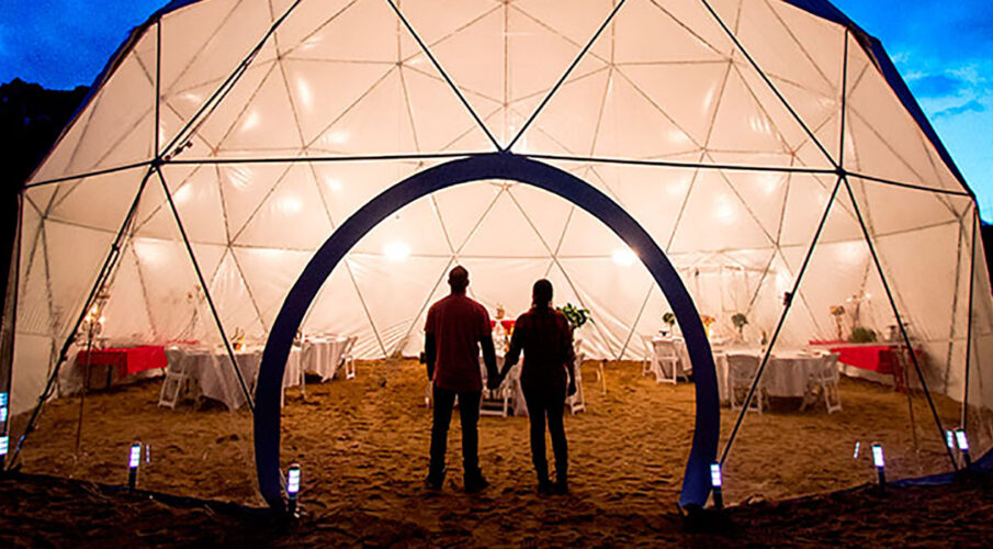 Event Domes